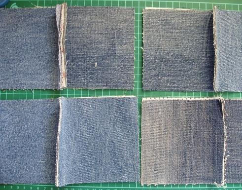 Лоскутное шитье из джинсов 6