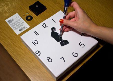 Часы своими руками 14