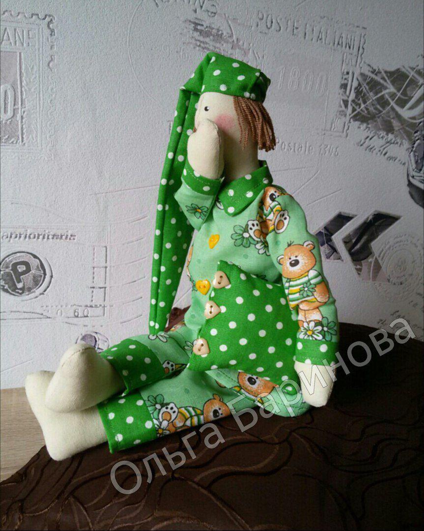 день рождение подушка сон кукла ребенок пижама праздник тильда подарок