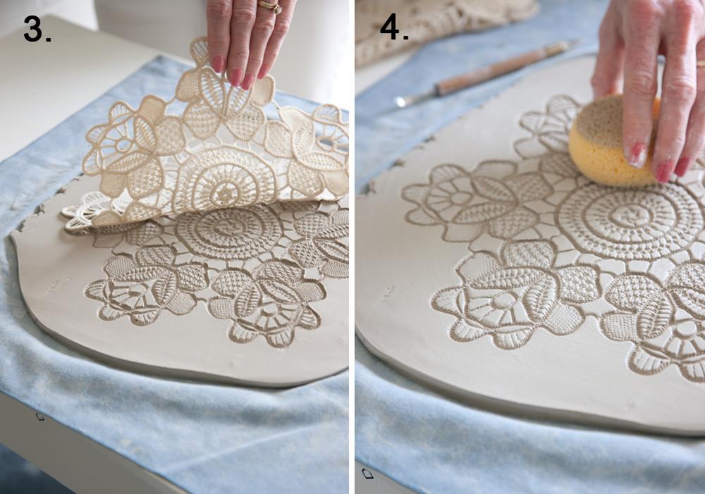 салфетка дома тарелка самглина для сделай поделки идеи блюдо