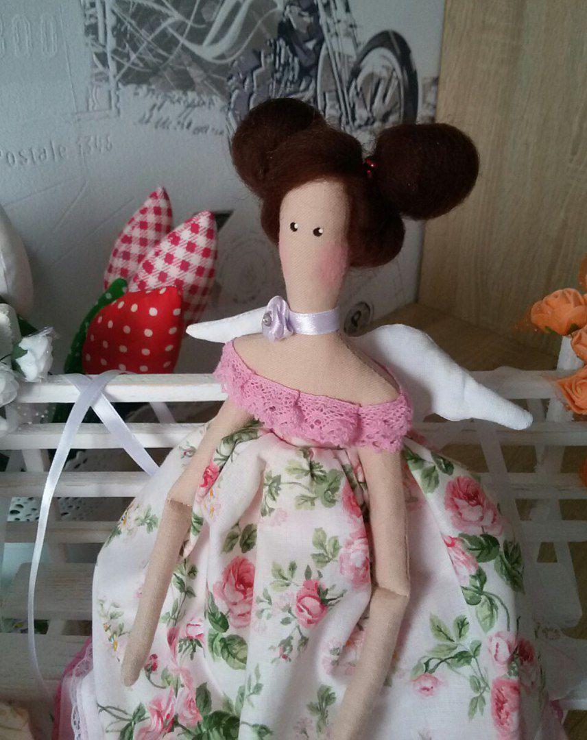 8марта подарок кукла интерьер праздник тильда