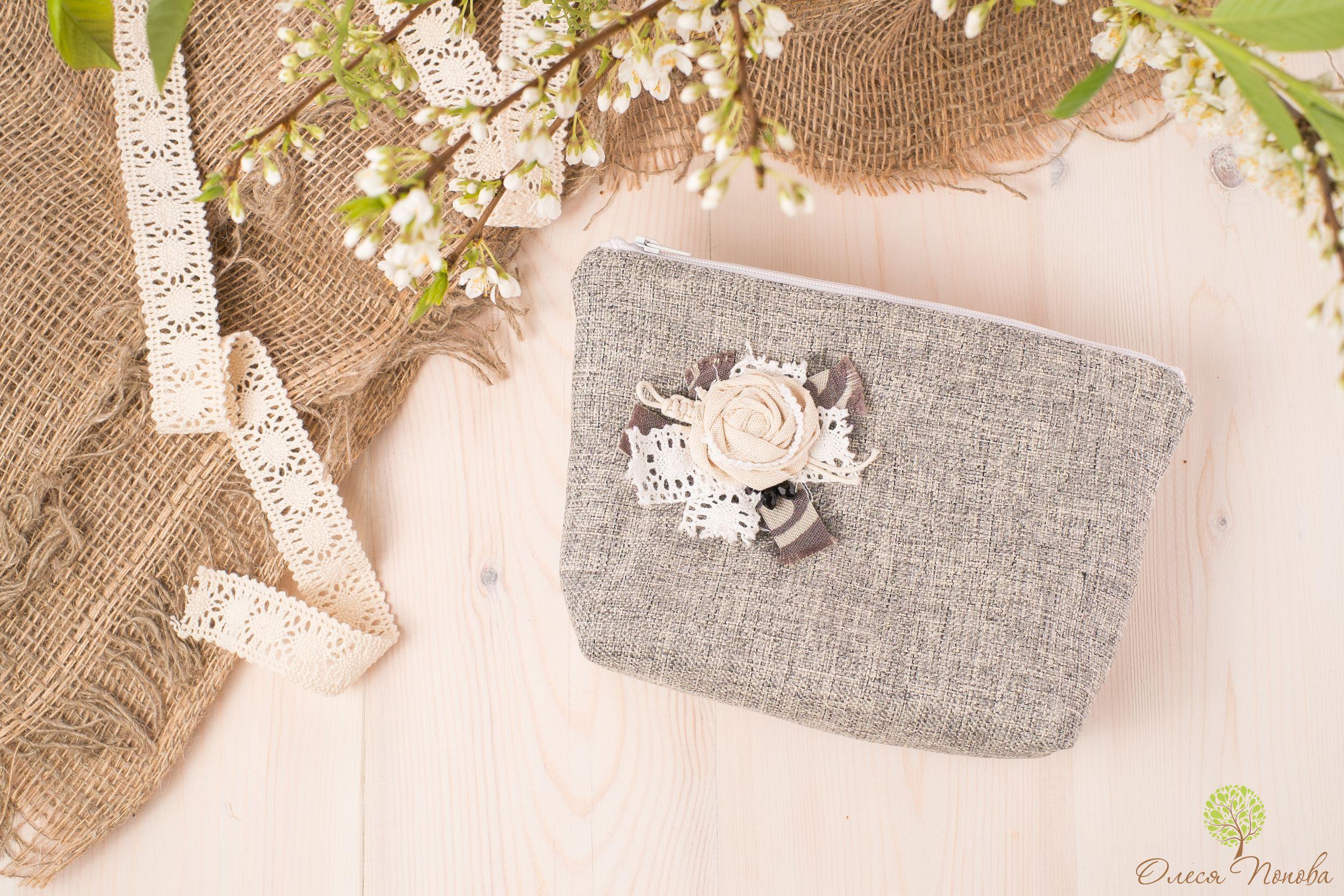косметичка ручнаяработа бохо подарок подарокдевушке вналичии впродаже сдушой hendmade abakan абакан craftop красиво