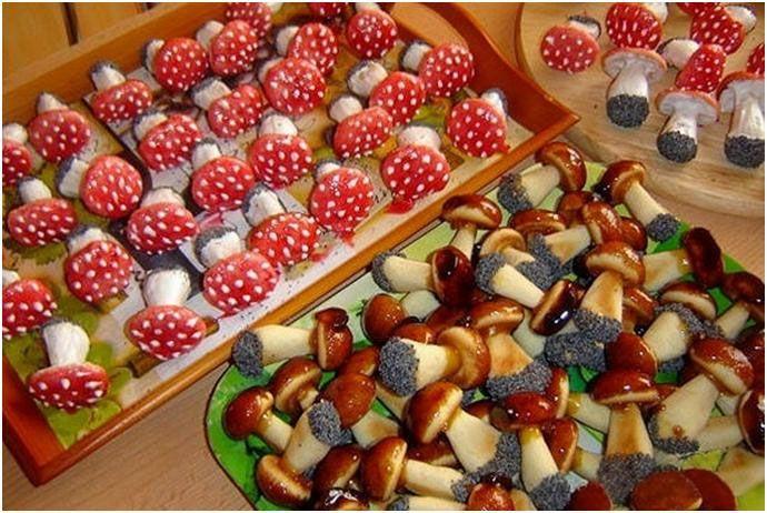 печенье кулинария готовим мастеркласс кухня