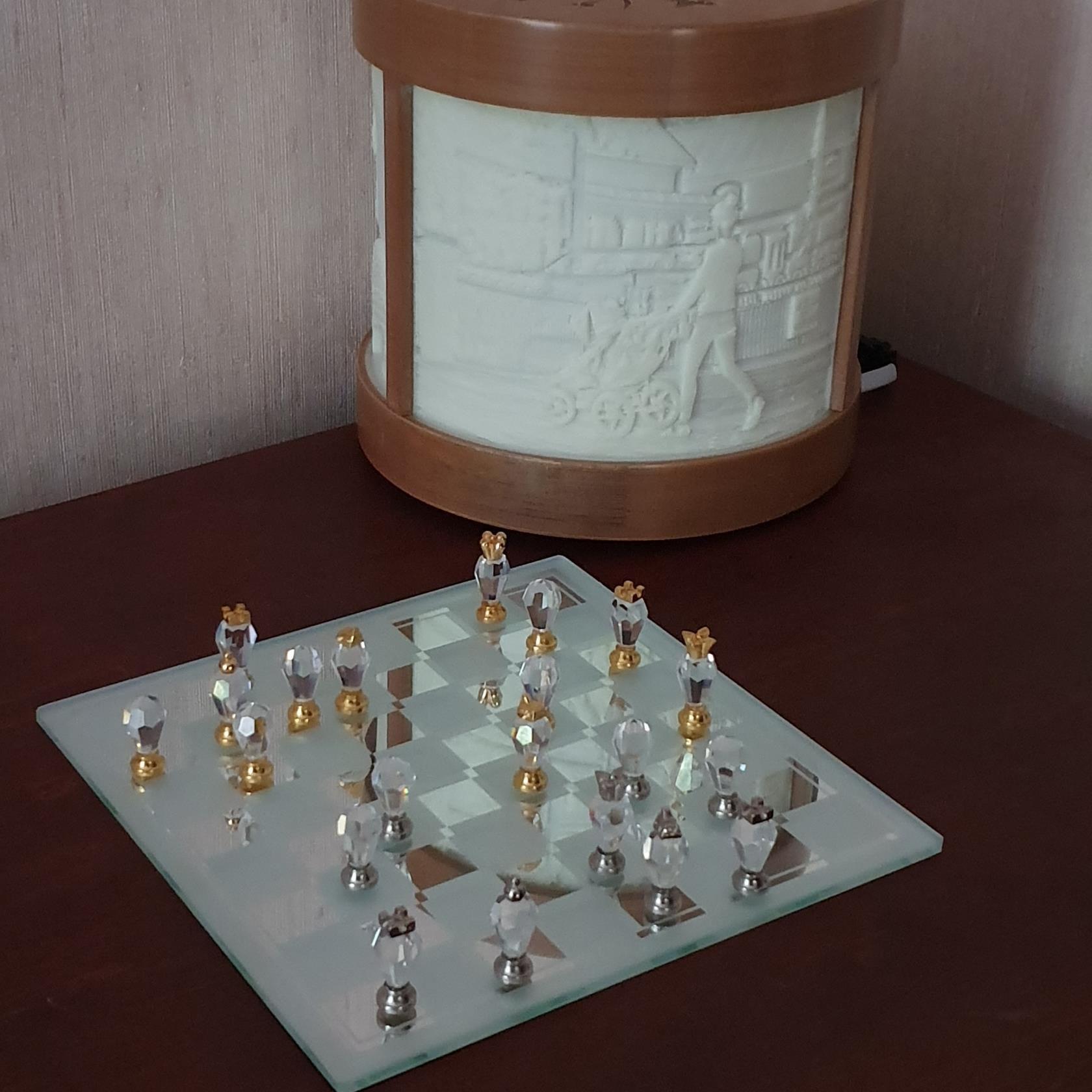 maker3d светильник 3dпечать литофания lithophane