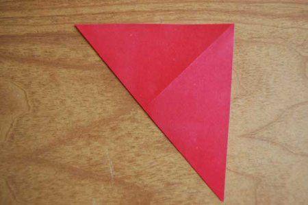 Оригами из бумаги цветы 2