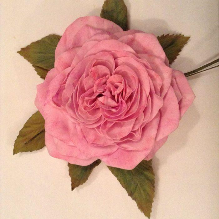 фоамирана класс из мастер роза