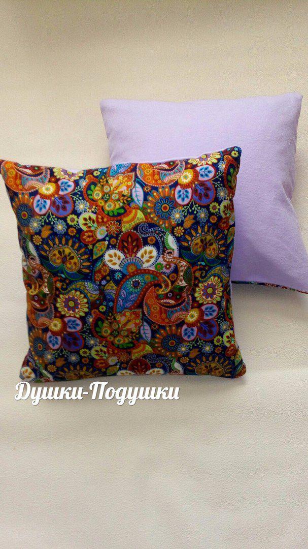 интерьерная подушка подарок бохо текстиль декоративная