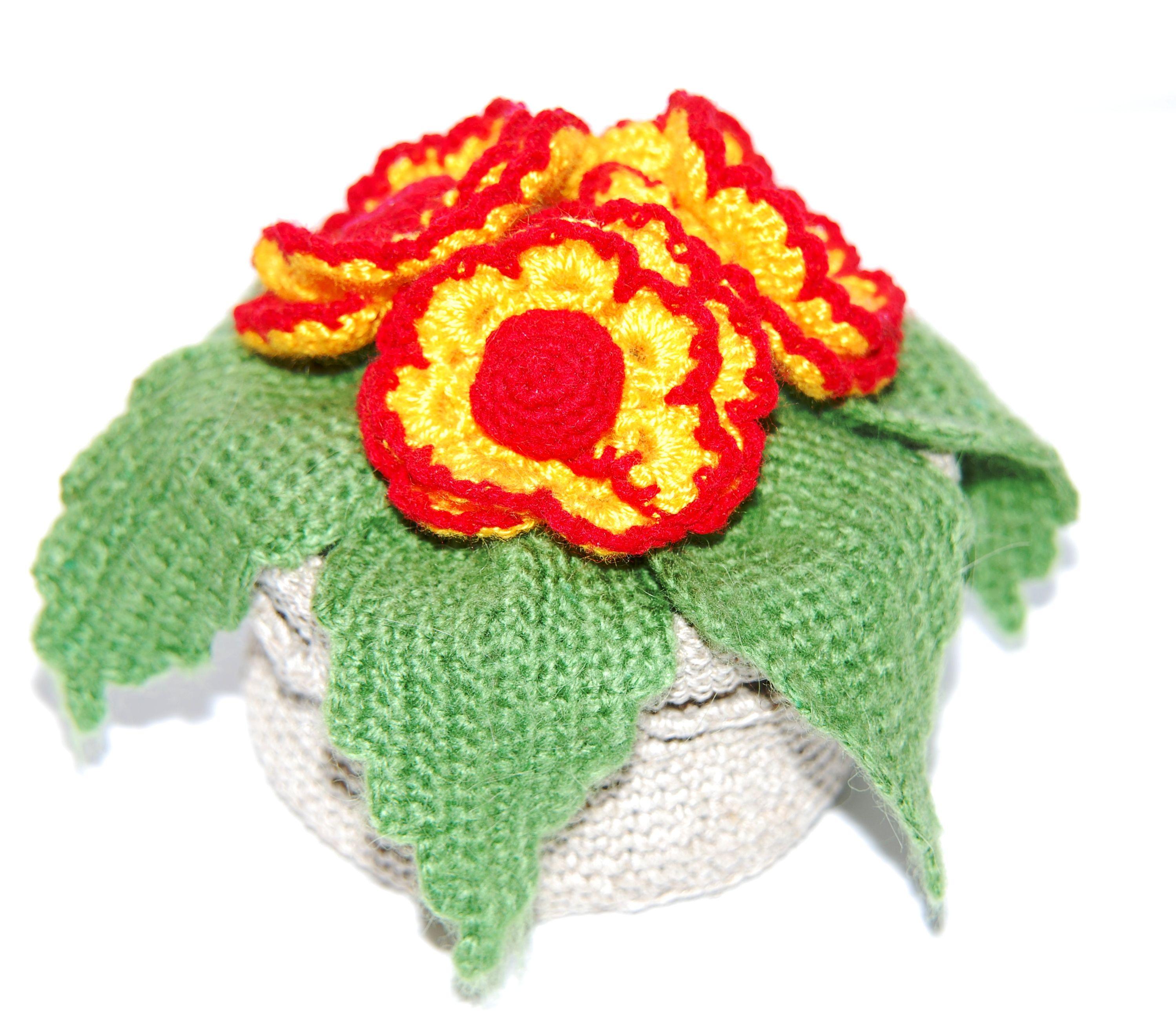 интерьера декор для крючком цветы подарок