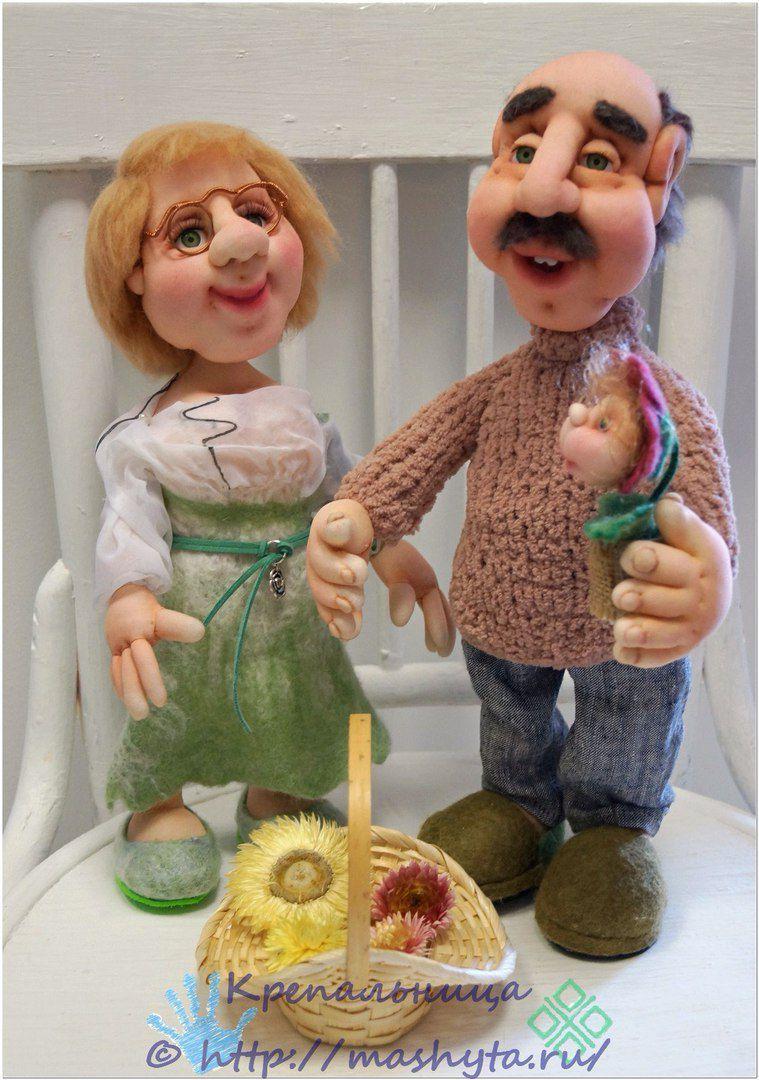 руками куклы рукоделие капрон своими