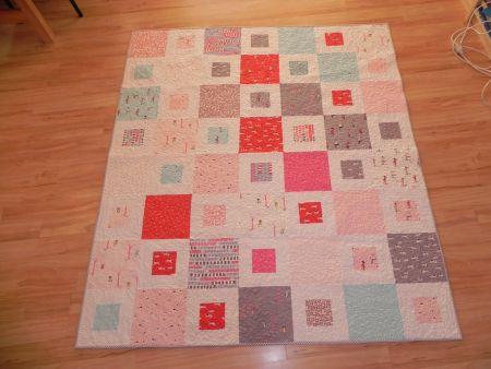 Лоскутное одеяло 4