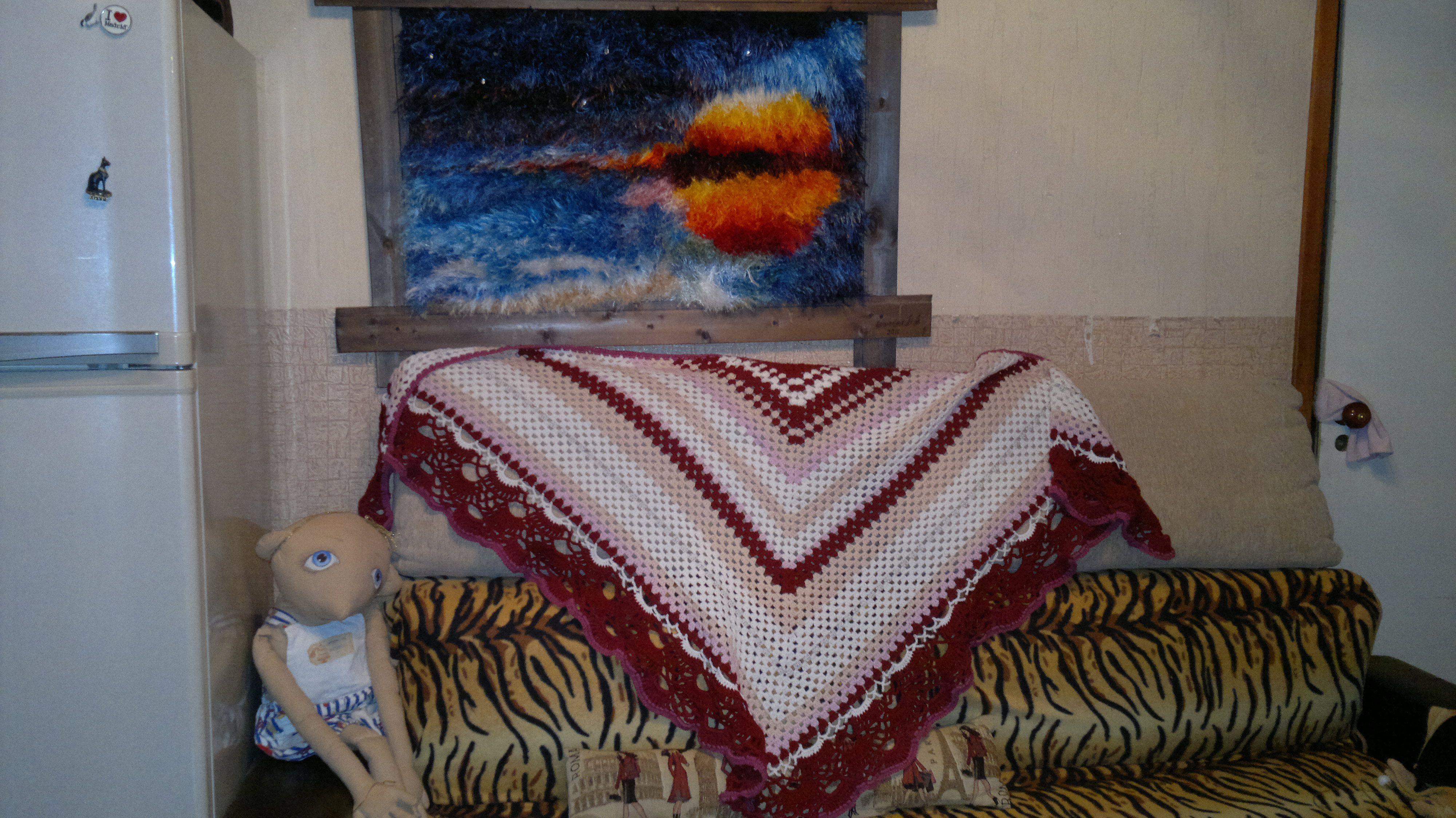 с для здоровья уюта обережными тепла молитвами шаль и