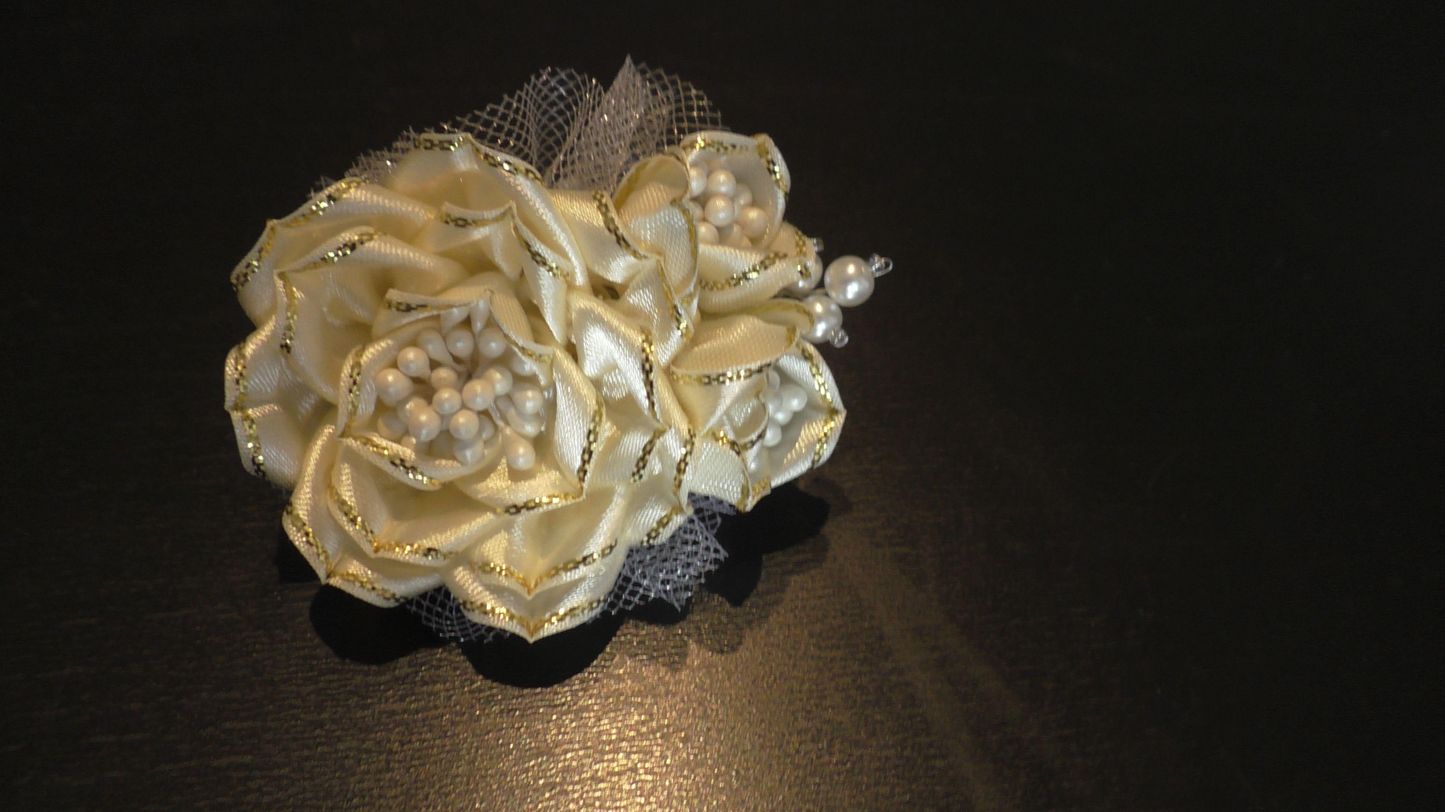 жених лент брошь аксессуары подружка невесты цветы свадьба бутоньерка