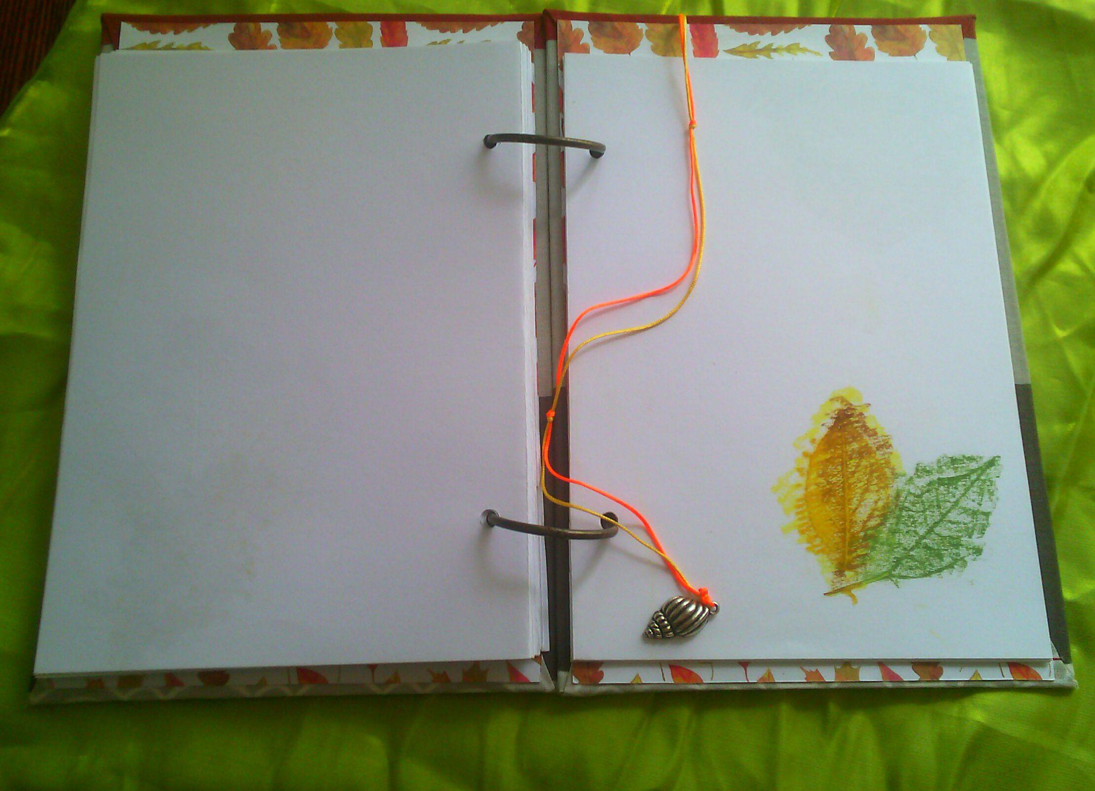 блокнот скрапбукинг записная книжка сувенир