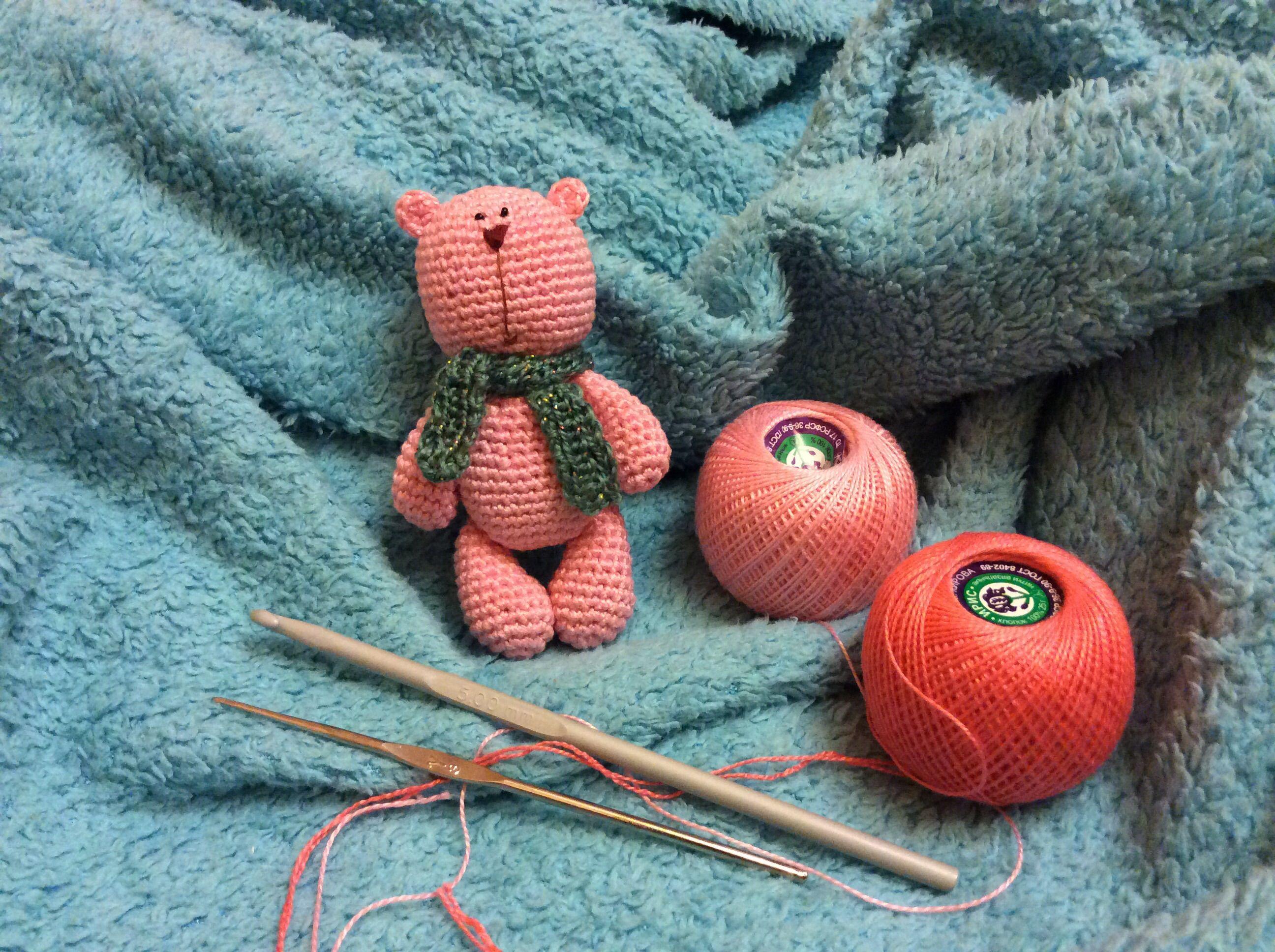 игрушкикрючком амигуруми назаказ мишки