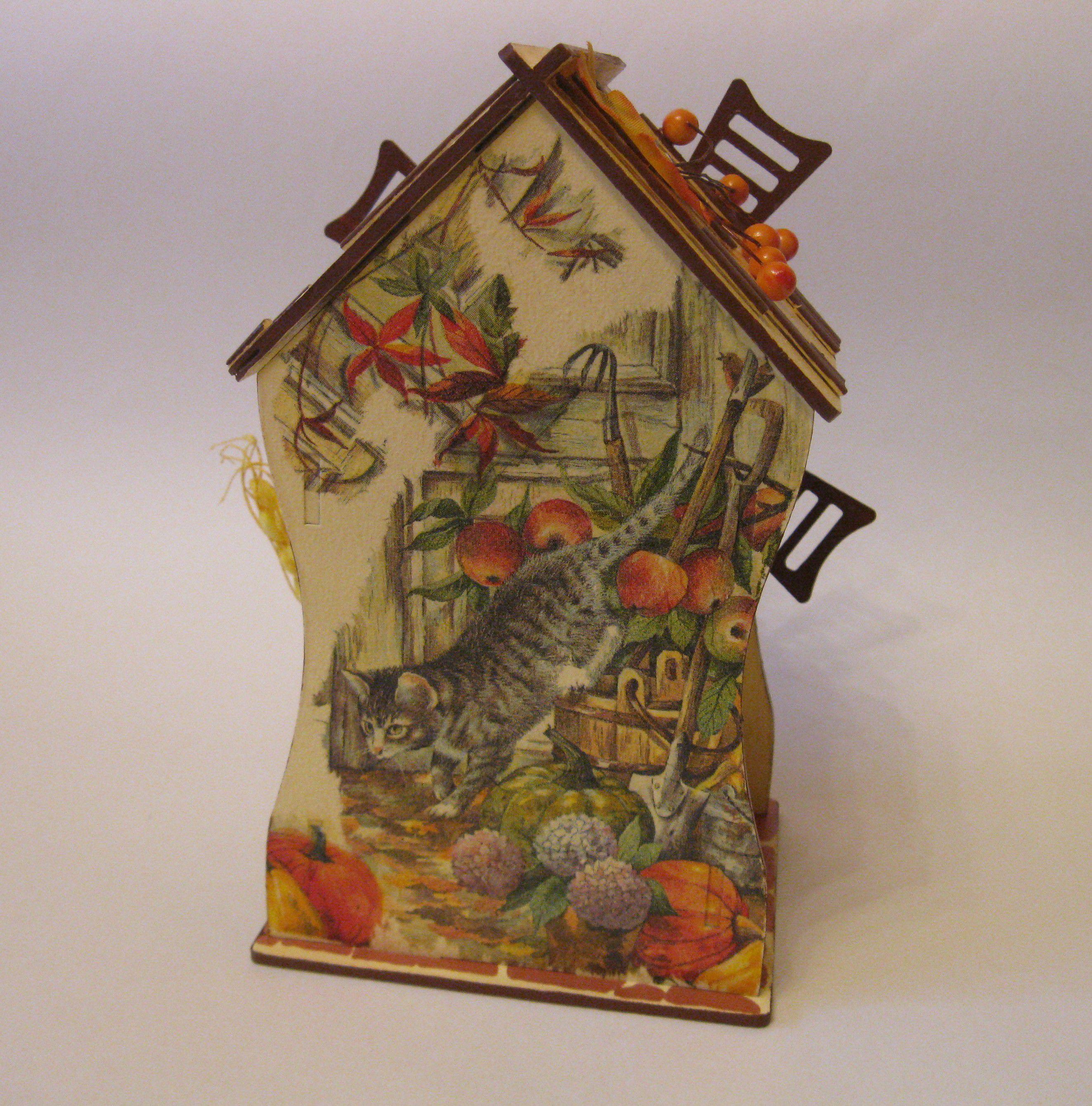 """Чайный домик """"Мельница"""" ХоббиТерра - Ваш компас в мире увлечений"""