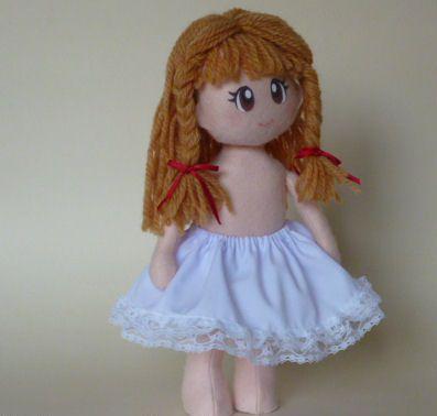 Как сделать куклу своими руками 19