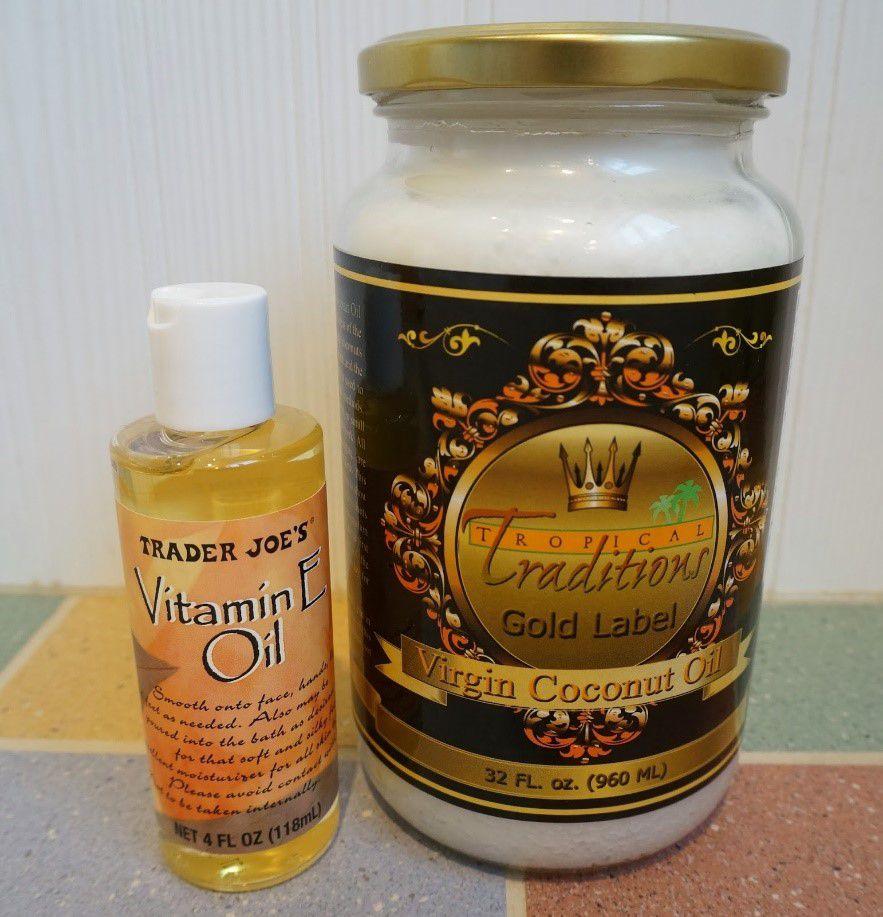 крем рук кокосовый натуральный для