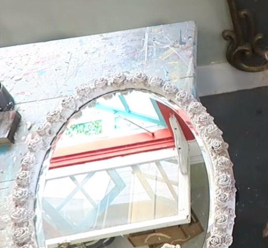 своими идеи подарки зеркала сделай сам для дома рамка руками
