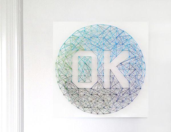 изонить оригинально плетение искусство нить картина