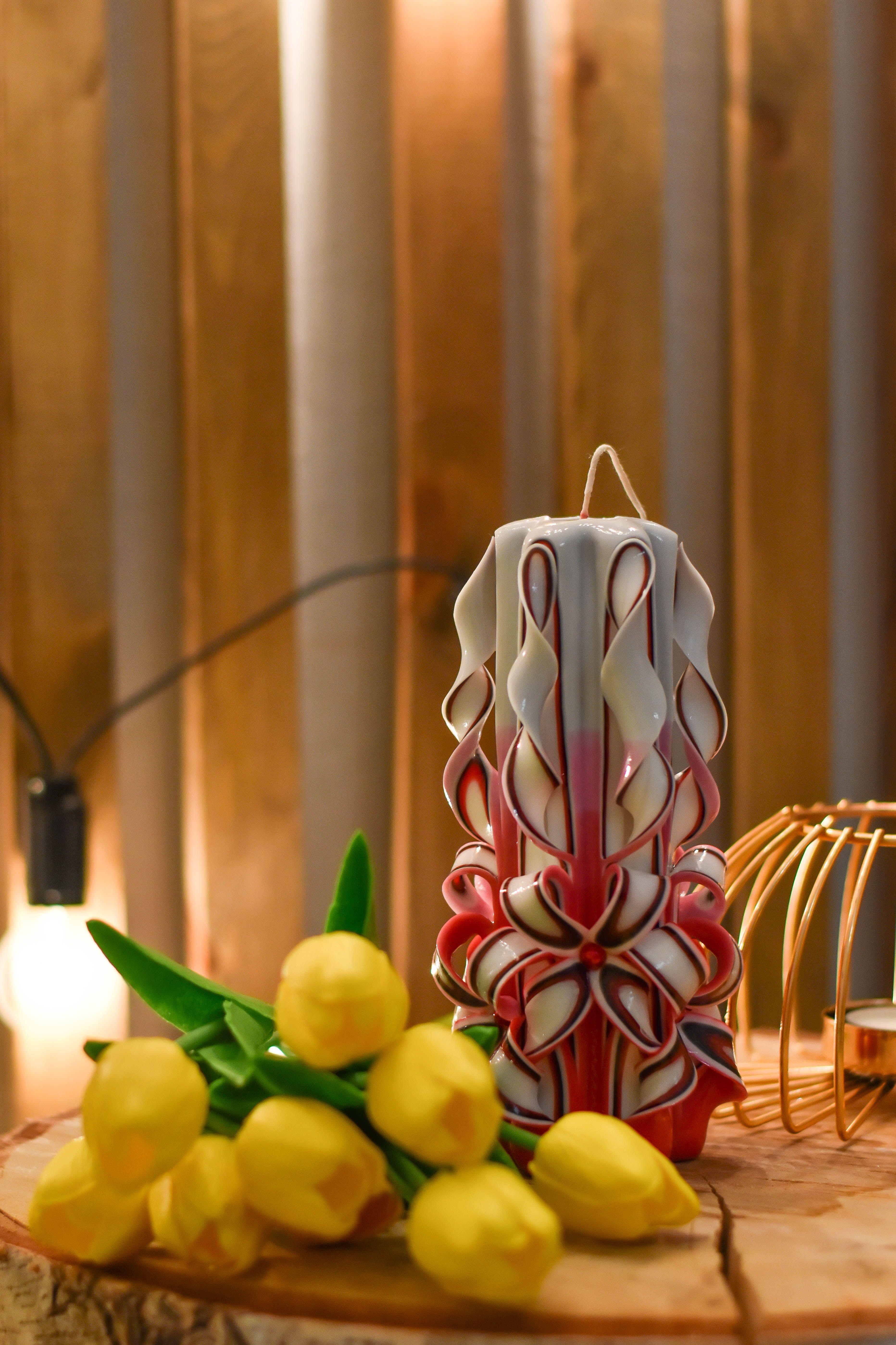 годовщина 8марта свеча подарок резныесвечи длядома свечи деньрожденья новыйгод украшение рождество праздник уют красивыесвечи свечиназаказ