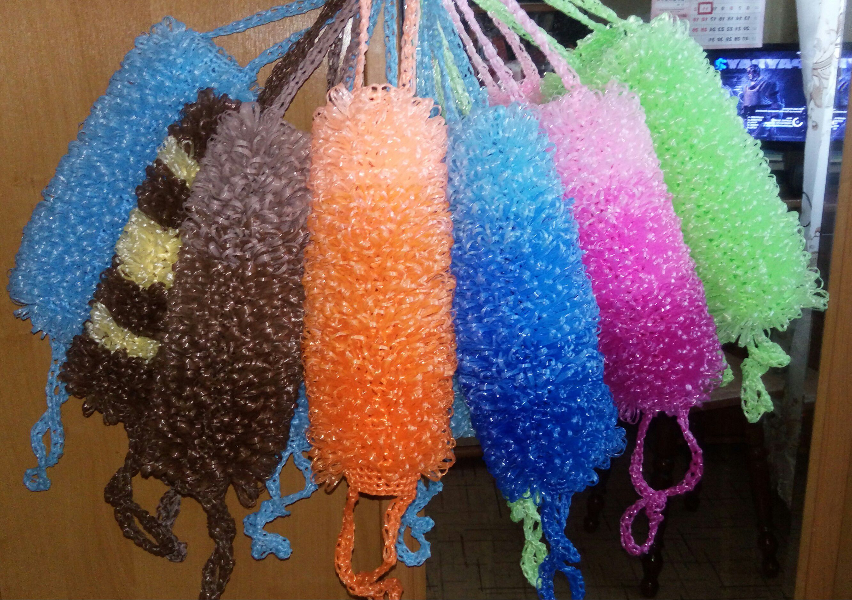 мочалки необычное сауна подарок
