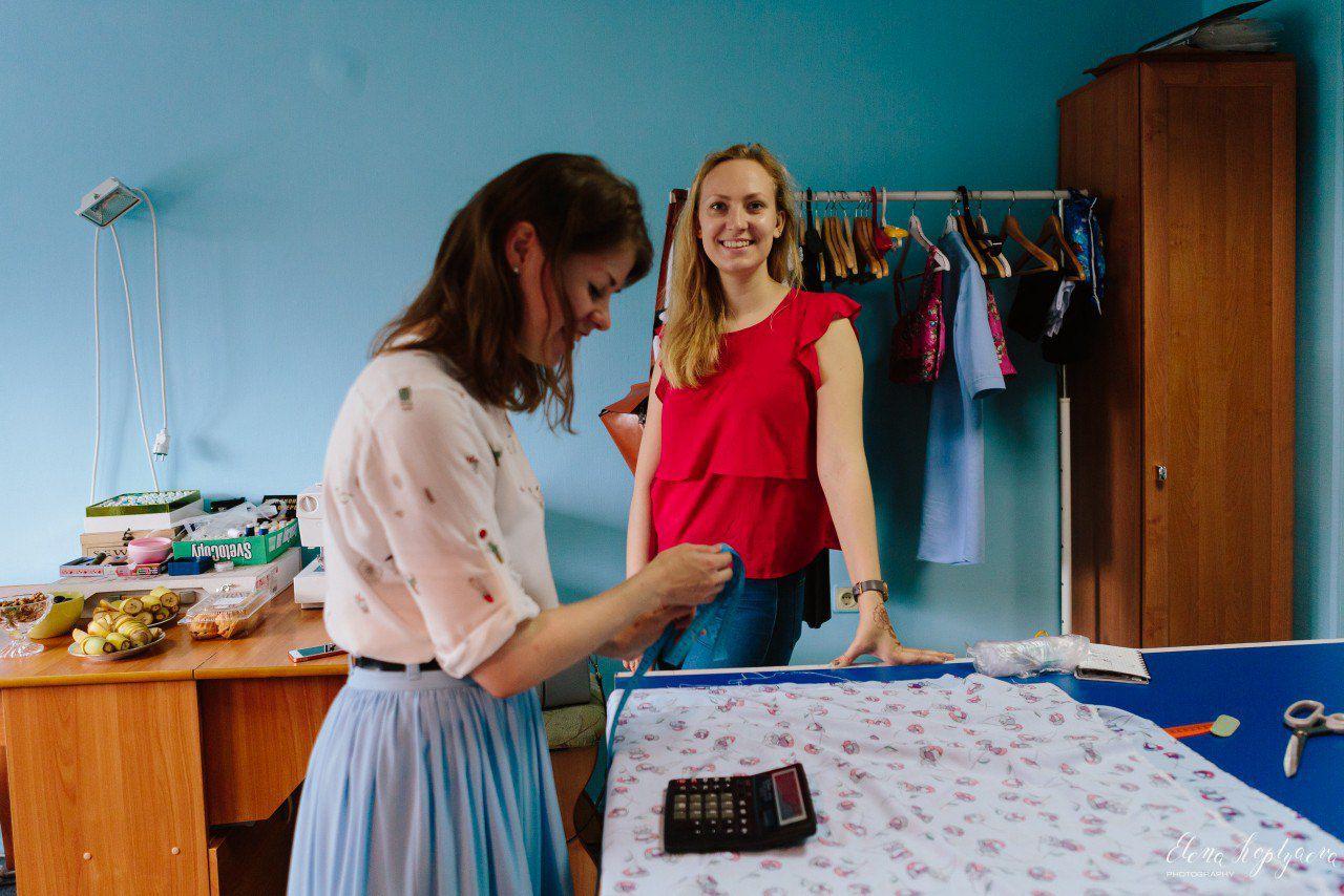 швеи мастеркласс текстиль ткань шитье