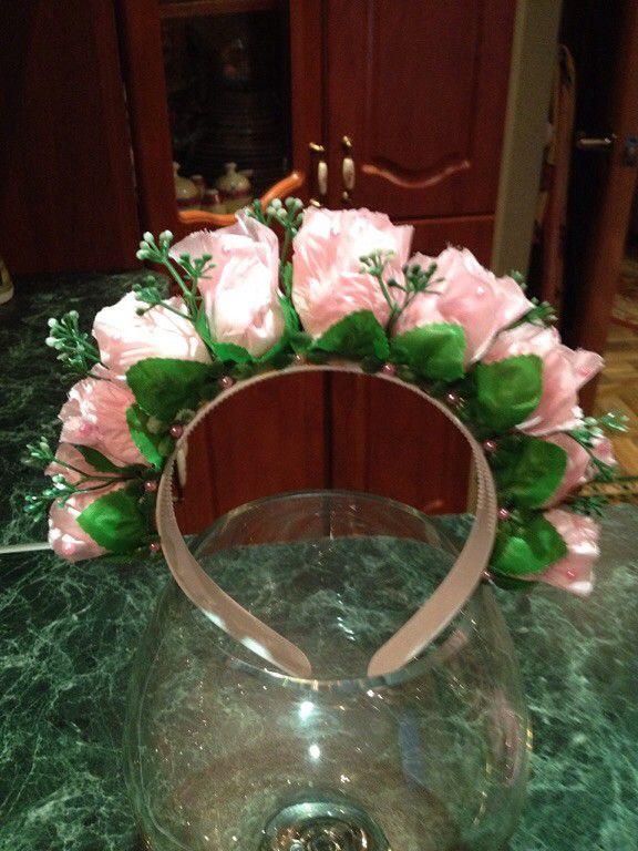 чайные случайаксессуары свадьбы фотосессий розамиобручи розами цветкомободок работы ободокободки девочки обруч волос цветов цветами невесты цветком цветочный ручной голову прическу любой украшение аксессуары ободок handmade для в ободки купить розы из ткани с на девушке цветы роза подарок