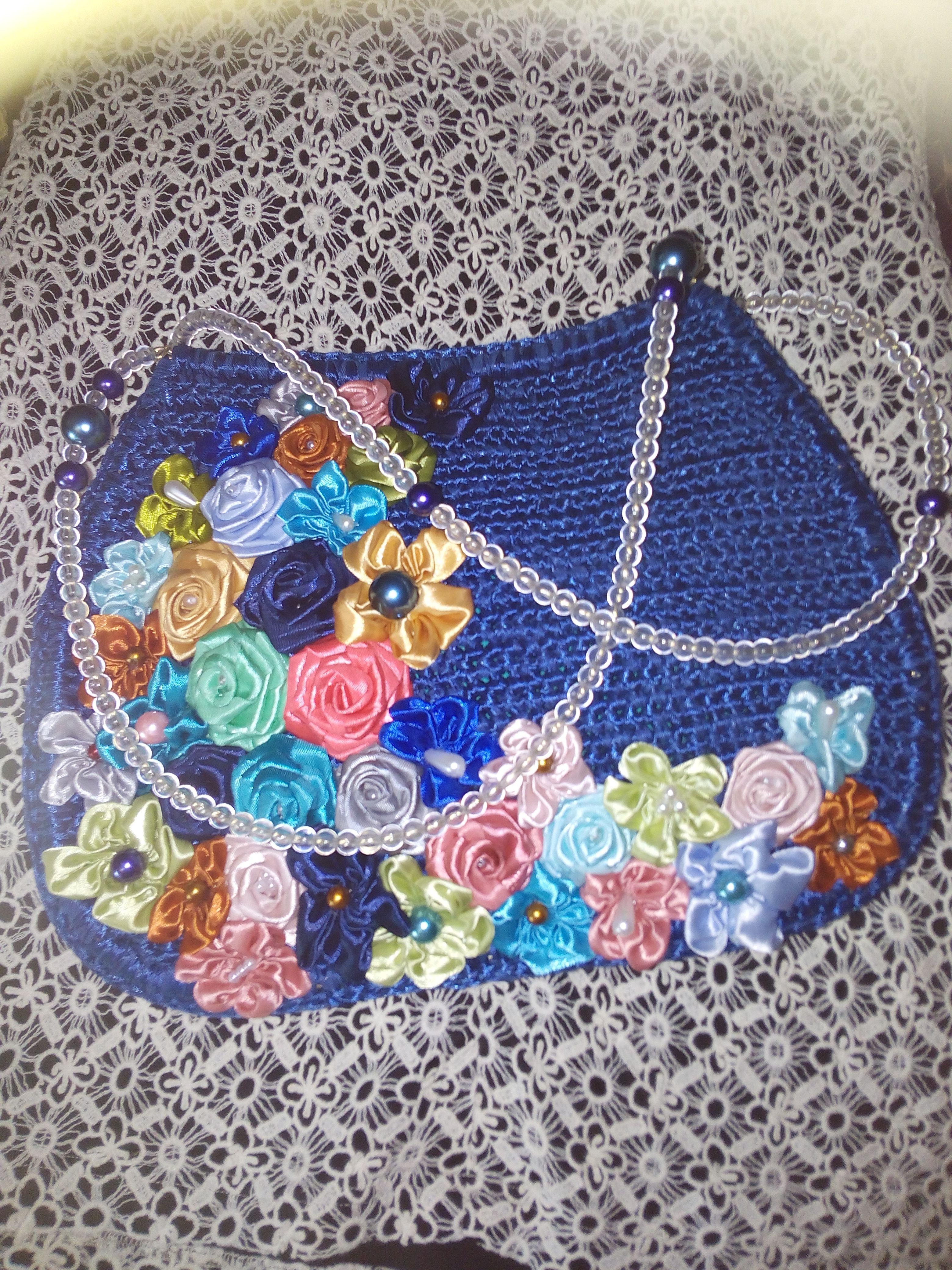 женщинам ручная сумочки работа цветы подарок