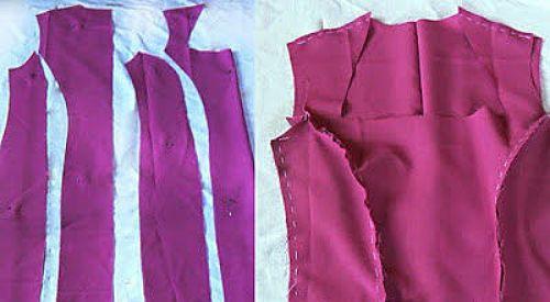 Выкройка платья своими руками 3