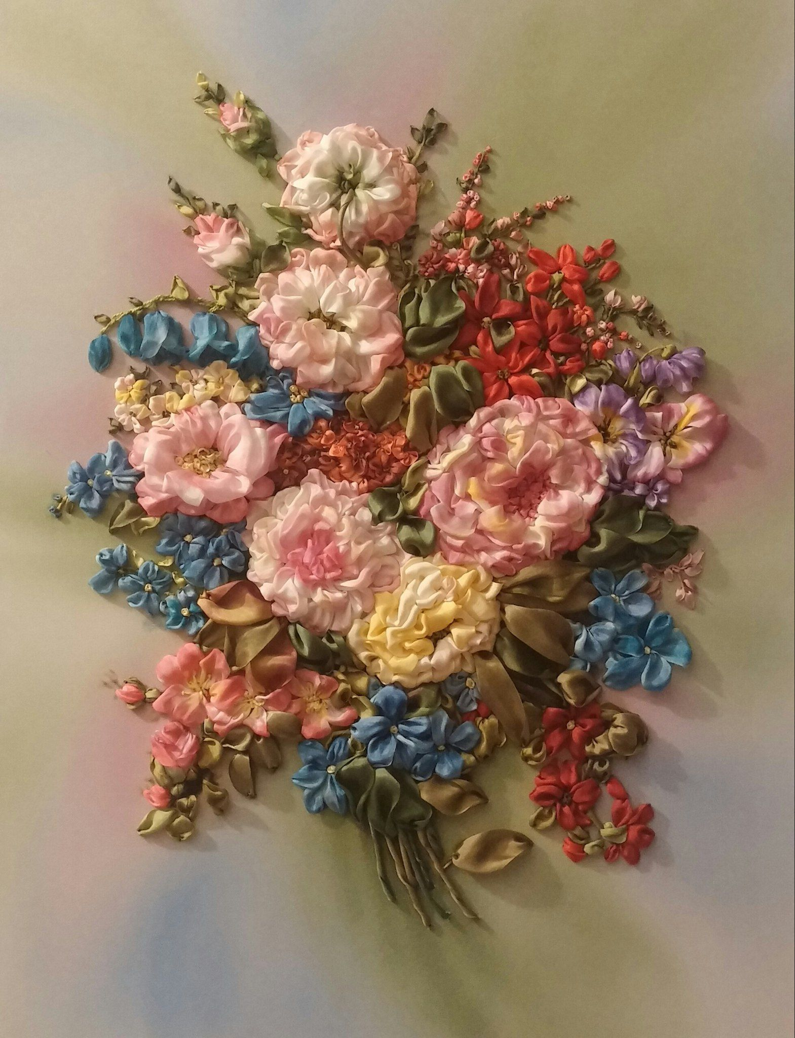 шелклентывышивкацветы
