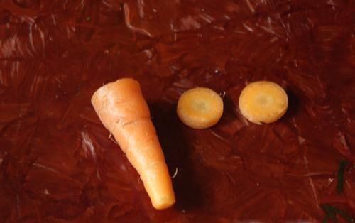 Поделки из овощей 10