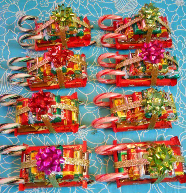 Сладкие подарки для детей своими руками 5