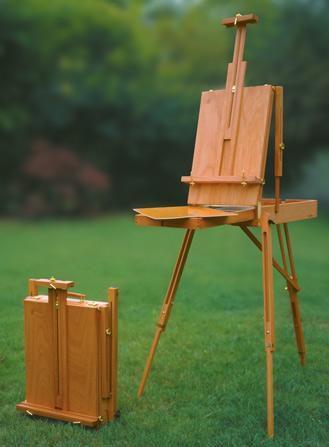 мольберт мастеркласс дерево рисование художник