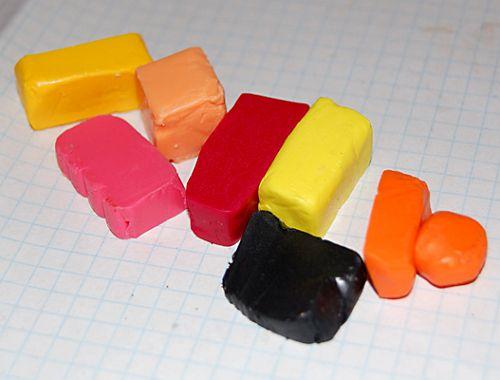 глина полимерная руками своими