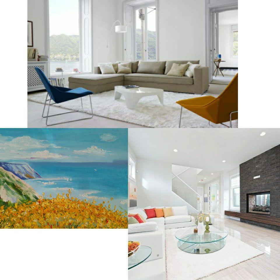 картина море красивая дома украшение интерьер для 2017 солнце картинка бриз