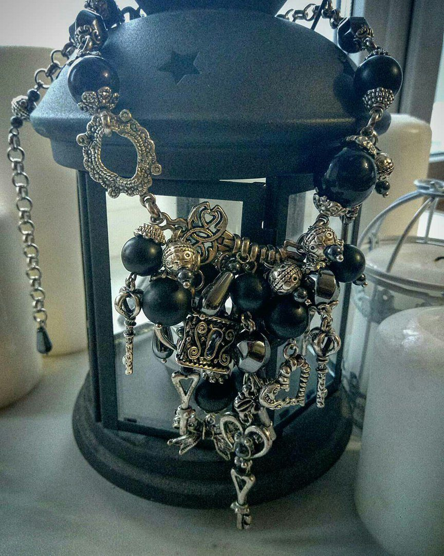 красота handmade агат делаюукрашения ожерелье твойстиль ключи замки длядевушек ручнаяработа дляженщин подарок