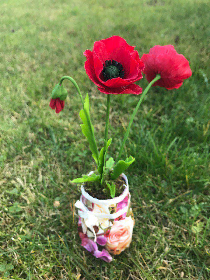 холодный лепка фарфор керамика украшения цветы