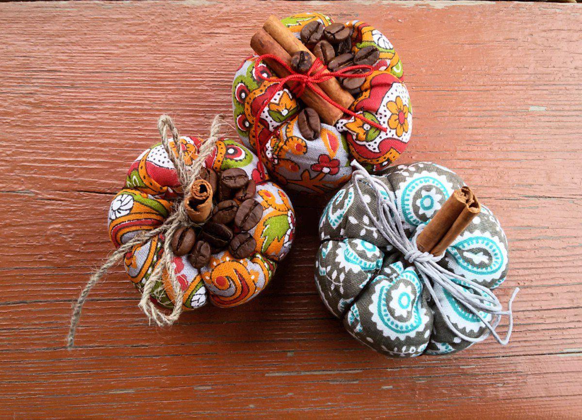 овощи подарок тыква аромат тильда урожай палочки ароматные кофе осень корица
