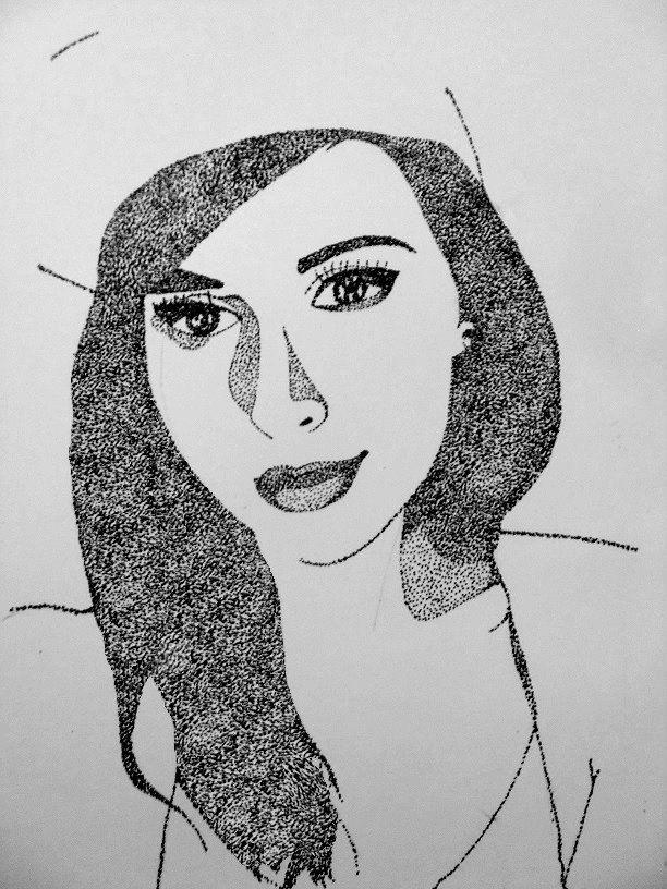 творчество рисунок портрет картина