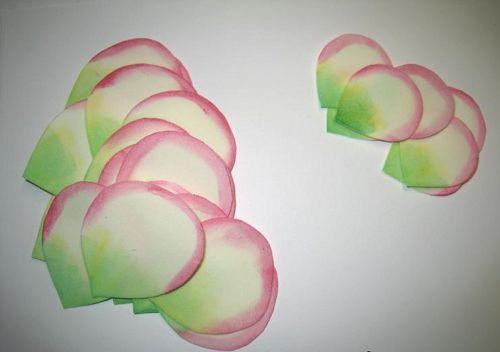Цветы из фоамирана мастер класс 7