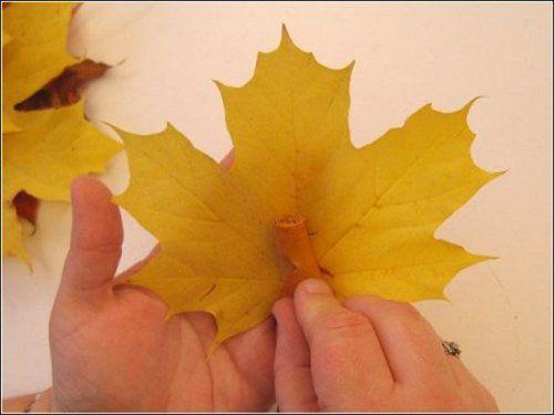 Поделки из природного материала своими руками 4