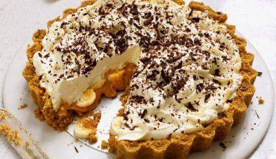 рецепт банан баноффи баноффипай рецептторта суперторт банановыйторт вкусныйрецепт кулинария сделайсам кчаю вкусно торт