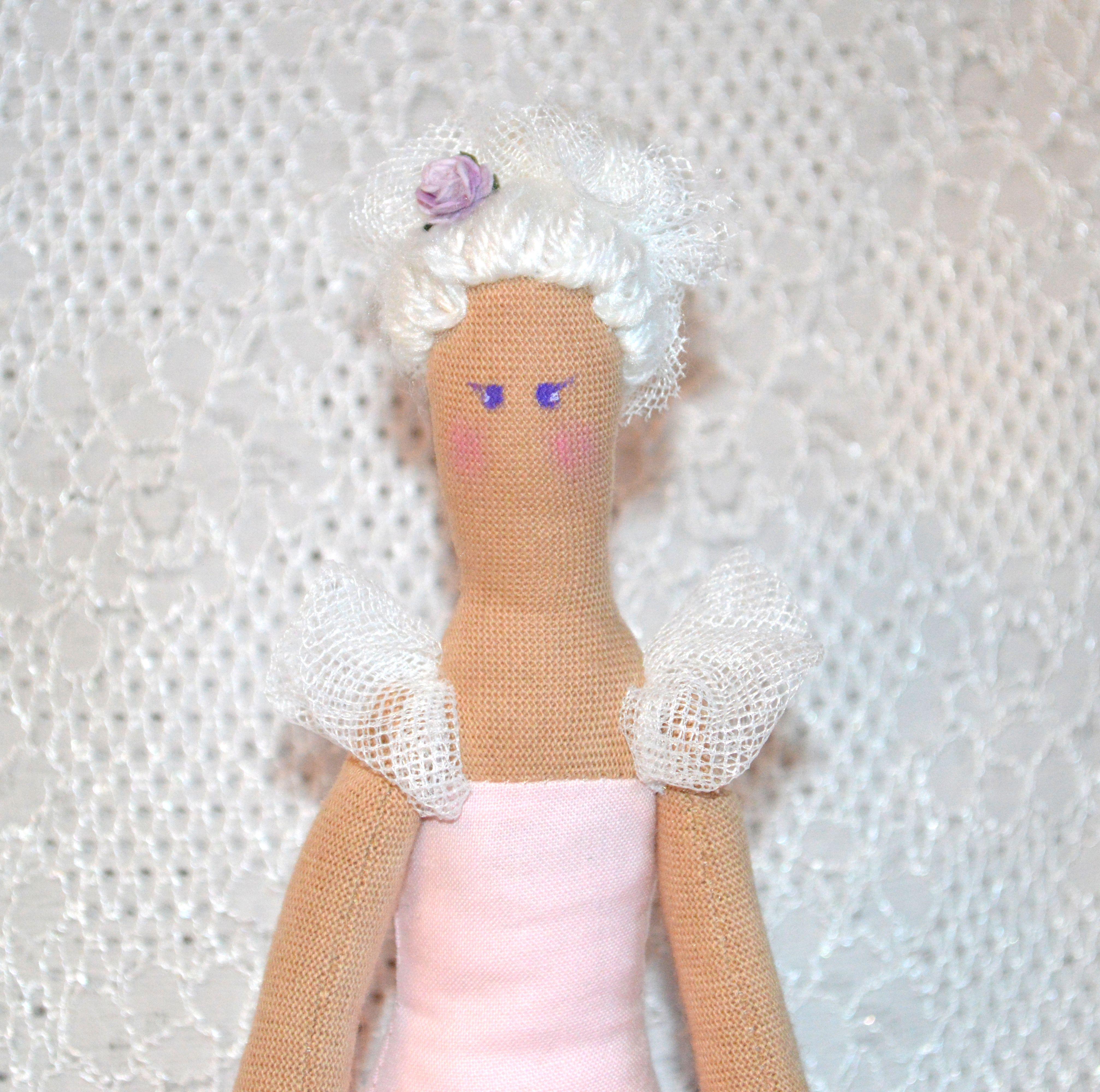 балерина кукла тильда интерьер подарок