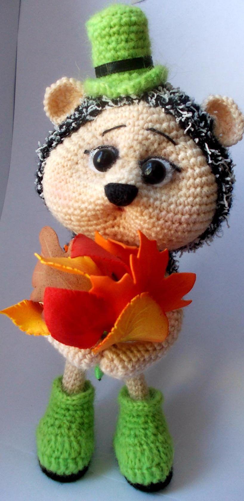 игрушка амигуруми детям подарок