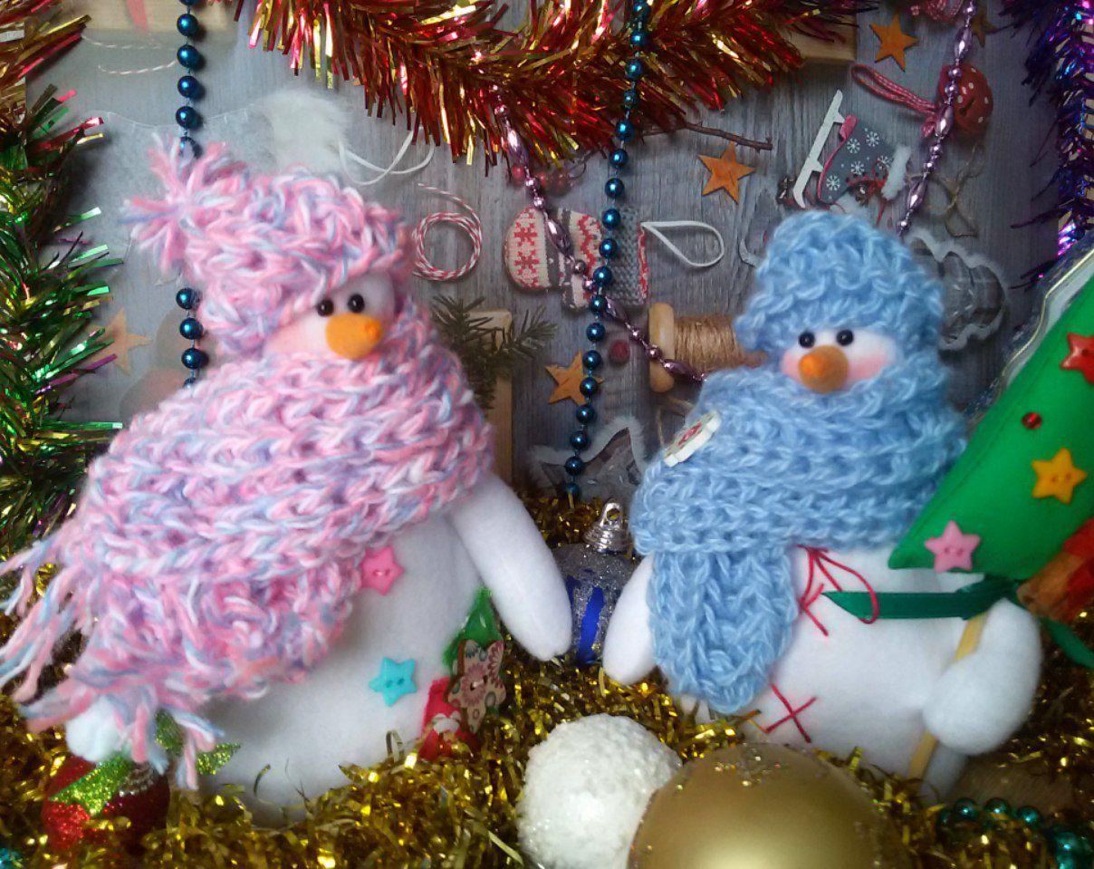 подарок праздник новый год снеговик кукла игрушка снег