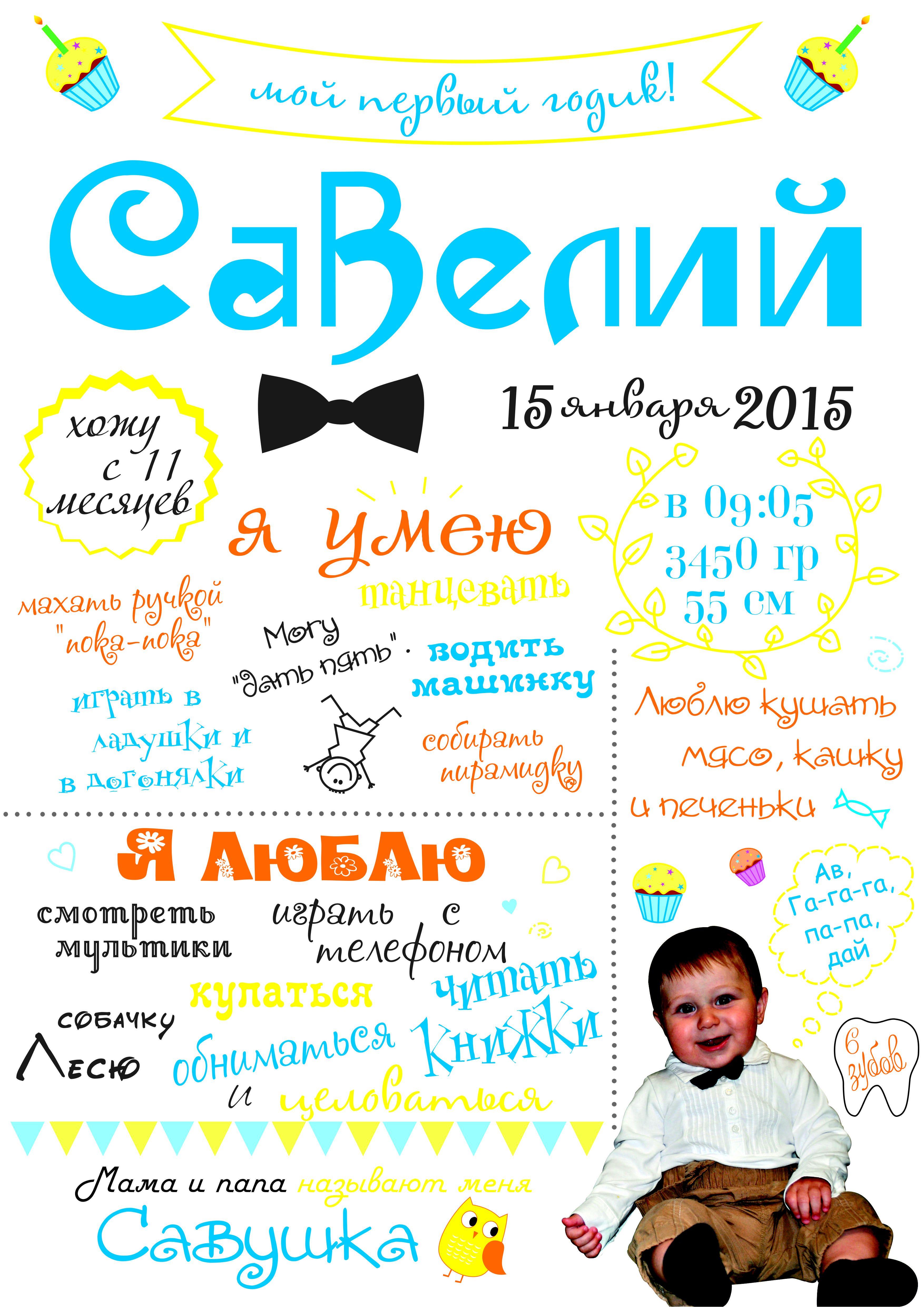 постерназаказ постервдетскую постернагодик декор candybar rainbowstudio